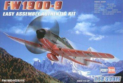 Hobby Boss HOBBY BOSS Focke Wulf FW 190D-9