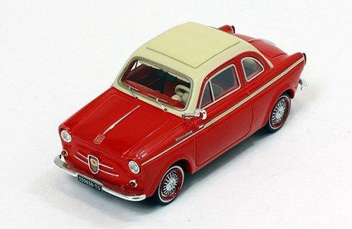 IXO NSU-FIAT Weinsberg 5 00 1960 (red)