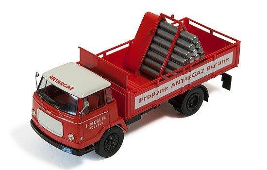 IXO Unic Auteul 1963 Gas Transporter