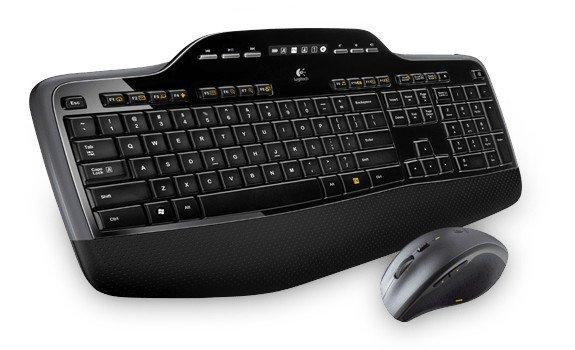 MK710 Bezprzewodowy zestaw klawiatura i mysz 920-002440
