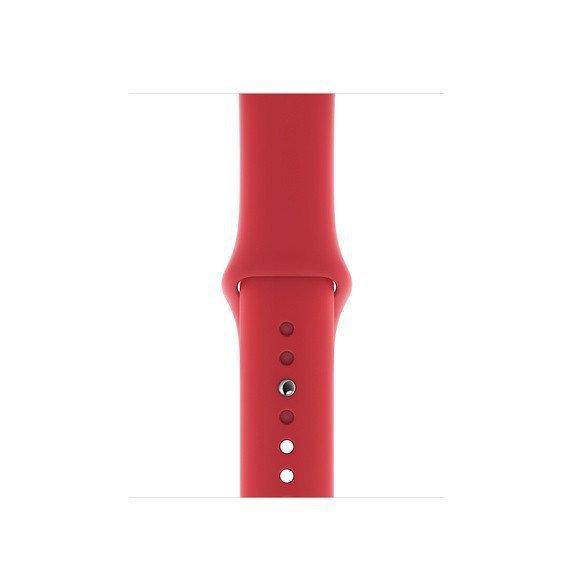 Pasek sportowy z edycji (PRODUCT)RED do koperty 40 mm - S/M i M/L