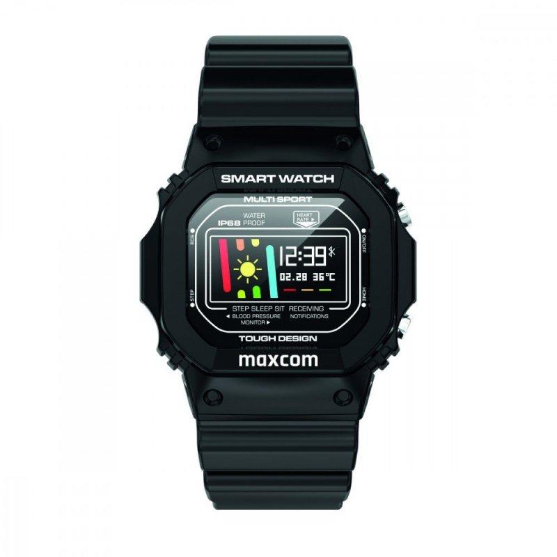 Zegarek sportowy fit FW22 Czarny