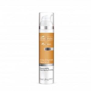 BIELENDA TOTAL Lifting PPV Aktywny peeling enzymatyczny do twarzy 100 g