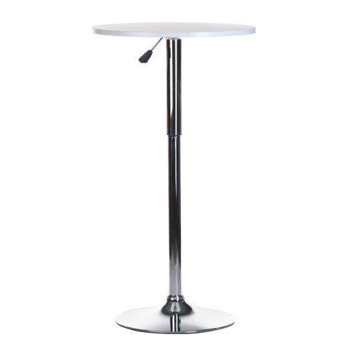 STół BAROWY BX-9001 BIAłY