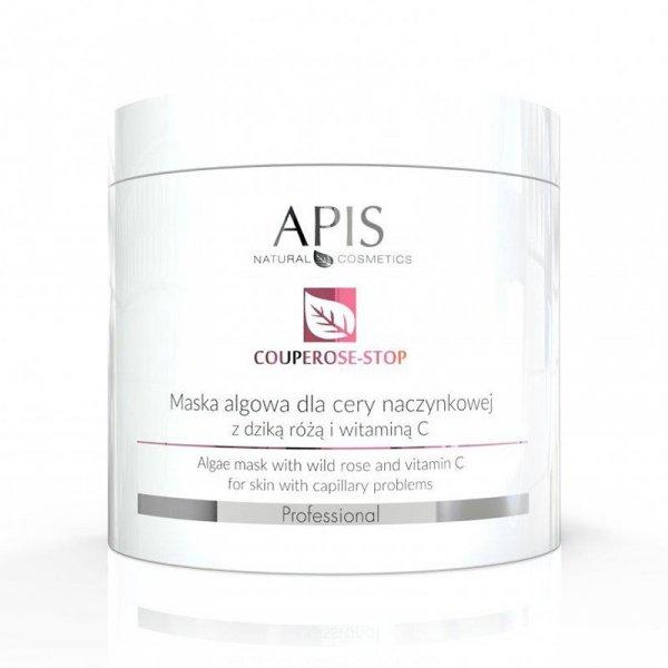 APIS Couporose- Stop maska algowa dla cery naczynkowej 200g