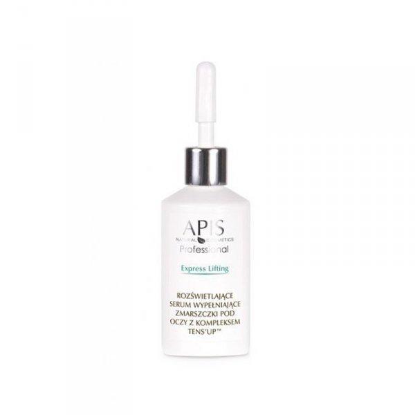 APIS Express Lifting serum wypełniające pod oczy z TENS' UP 50ml