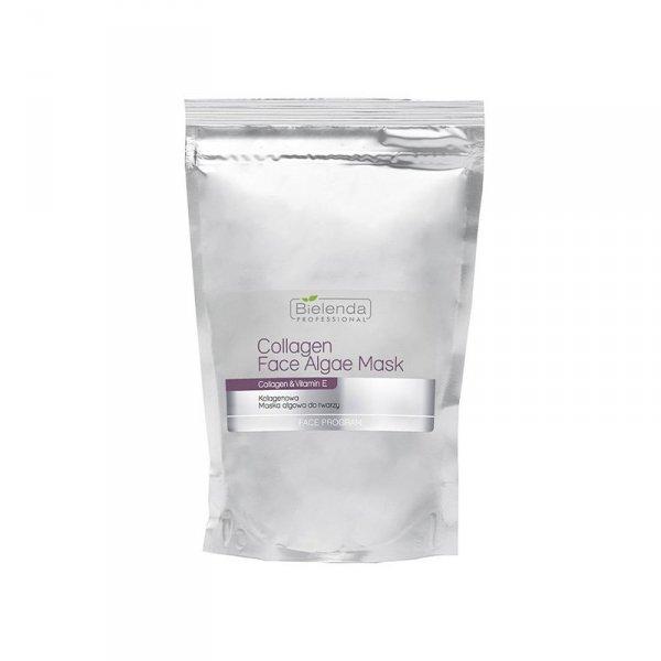 BIELENDA Opakowanie uzupełniające - kolagenowa maska algowa 190 g