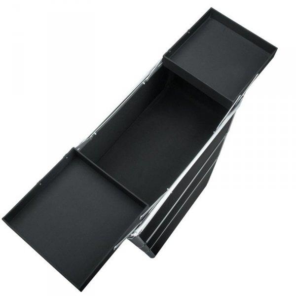 KUFER KOSMETYCZNY S-013B BLACK
