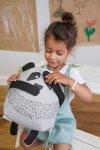 Lassig Plecak About Friends z magnesami Panda Pau