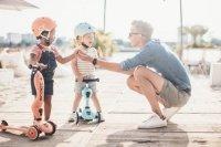 Hulajnogi dla dzieci, rowerki dziecięce