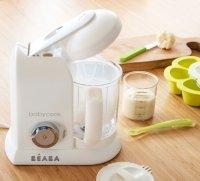 Gotowanie na parze dla dzieci - urządzenia