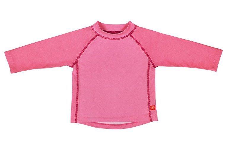Lassig, Koszulka do pływania z długim rękawem Light pink, UV 50+
