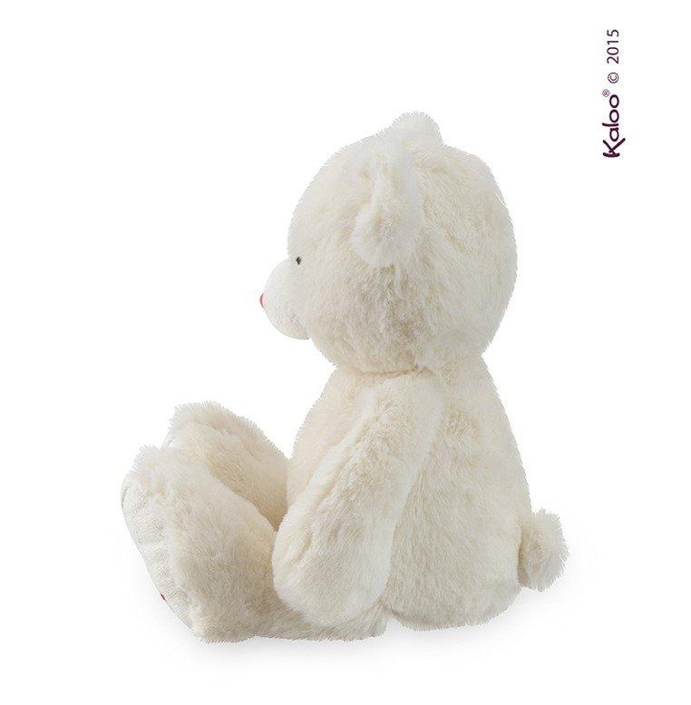 Kaloo Miś kość słoniowa 31 cm kolekcja Rouge