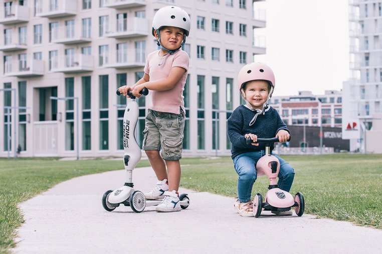 Kask XXS-S dla dzieci 1-5 lat Rozowy www.tuliki.pl