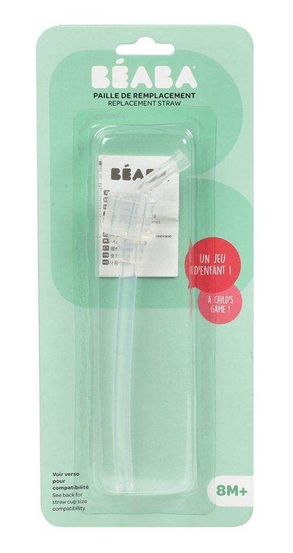Beaba Wymienna słomka do butelki-bidonu 350 ml