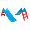 Zjeżdżalnia Ogrodowa ze ślizgiem wodnym 140 cm Mochtoys Niebieska