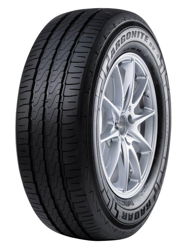 RADAR 195/65R16C ARGONITE RV-4 104/102T TL #E M+S RGD0042