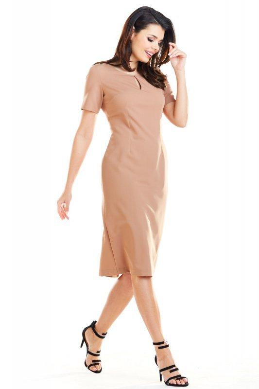 Sukienka A252