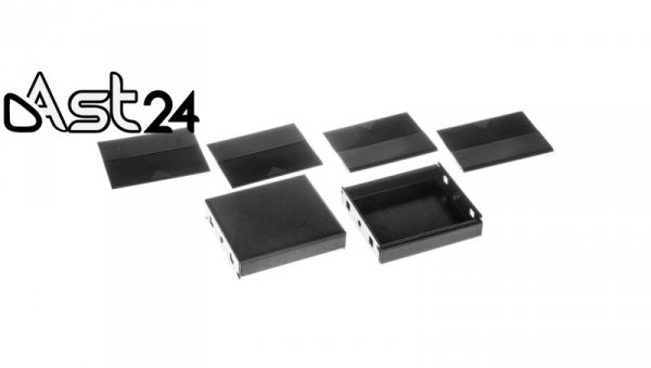Cokół do rozdzielnic część boczna 100x300mm NSYSPS3100SD /2szt./