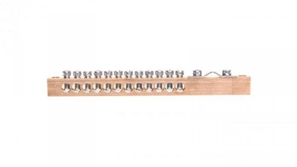 Zacisk ochronny mocowany do podłoża MZO 12x10/35 R33RA-01010104801