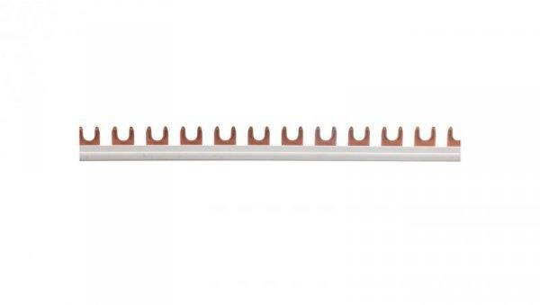 Szyna łączeniowa 1P 63A 10mm2 widełkowa (12 mod.) KDN163A