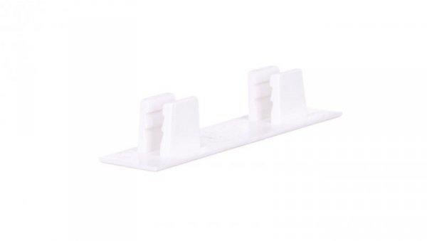 Simon Connect Zaślepka usztywniająca kanał kablowy Cabloplus PVC czysta biel TKA901/9