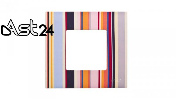 Simon 27 Play Nakładka pojedyncza dekoracyjna wielokolorowa 2700617-801