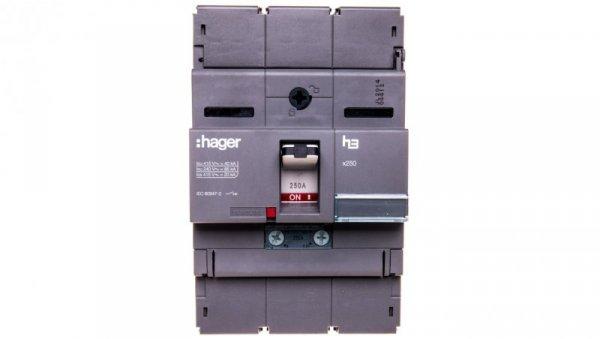 Wyłącznik mocy 250A 3P 40kA TM HNB250H