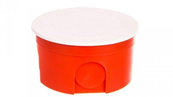 Puszka podtynkowa 70mm czerwona PO-70 PRO 0282-00 /60szt/