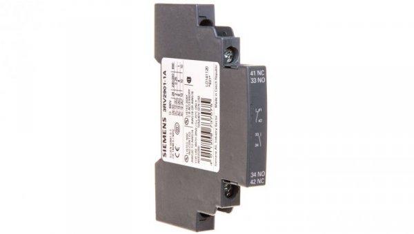 Styk pomocniczy 1Z 1R montaż boczny S00/S0 3RV2901-1A