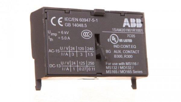 Styk pomocniczy 1Z 1R montaż czołowy HKF1-11 1SAM201901R1001