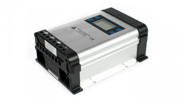 Solarny regulator ładowania MPPT 24 - 40A wyświetlacz LCD AZO00D1180