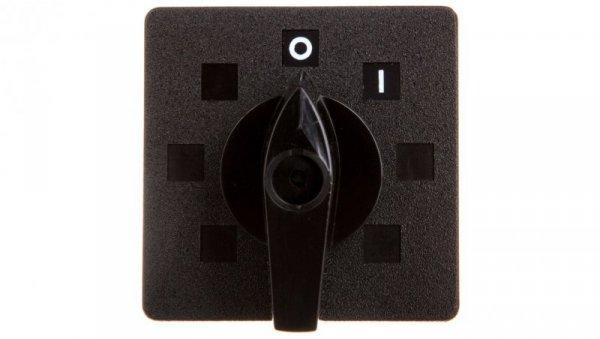Łącznik krzywkowy 0-1 4P 16A do wbudowania ŁK15-2.8211P01