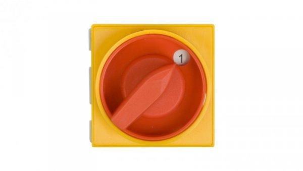 Łącznik krzywkowy 0-1 3P 63A do wbudowania ŁK63-2.8211P08