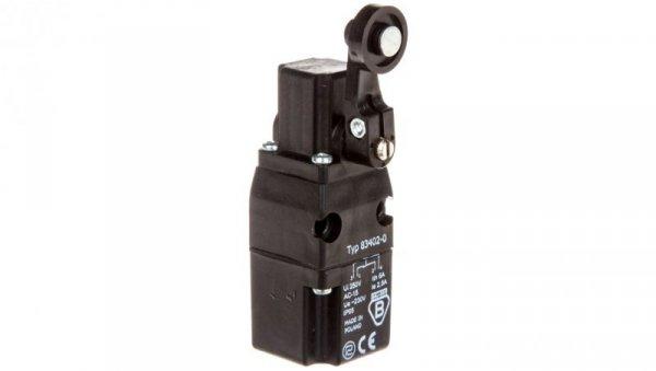 Wyłącznik krańcowy 1R 1Z w obudowie z głowicą rotacyjną o działaniu obustronnym 83 402-0 W0-59-651016