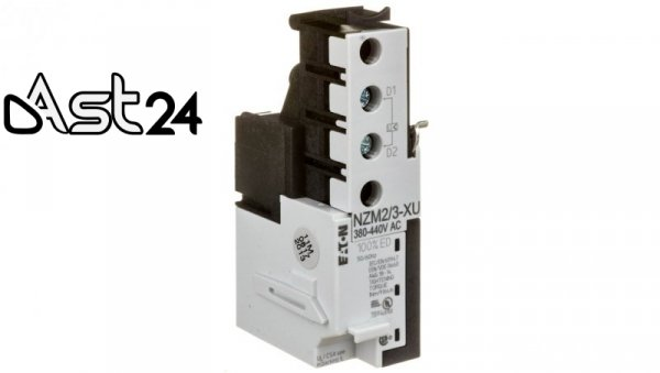 Wyzwalacz podnapięciowy 380-440V AC NZM2/3-XU380-440AC 259501