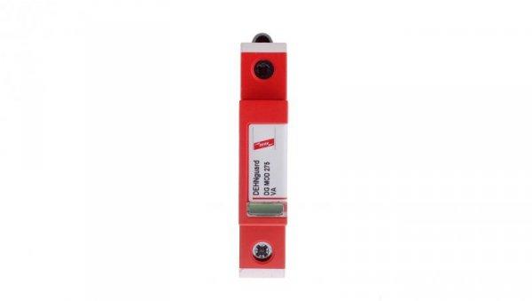 Ogranicznik przepięć C Typ 2 Typ2 1P 10kA 1,5kV ( warystor szeregowo z iskiernikiem - brak prądu upływu) DEHNguard S 275 VA 9520