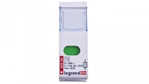 Wkładka ogranicznika C Typ 2 1F 15kA 1.8kV ON 300 003934
