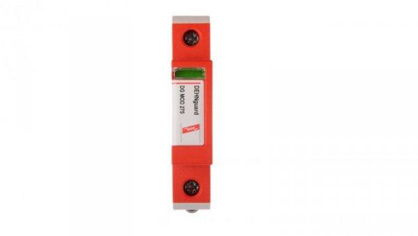 Ogranicznik przepięć C Typ 2 1P 20kA 1,5kV DEHNguard S 275 952070