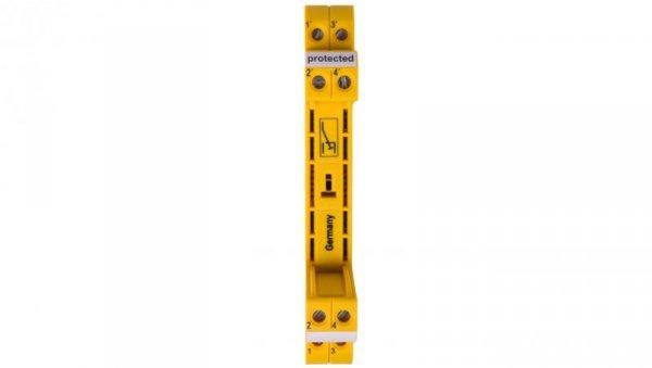 Podstawa ogranicznika przepięć 4P DIN 35mm do BLITZDUCTOR XT BXT BAS 920300