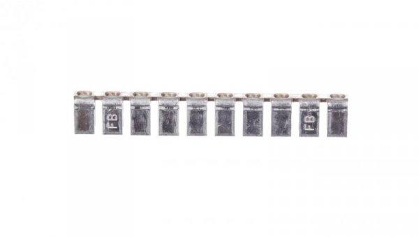 Mostek stały 10P FBI 10- 6 srebrny 0203250
