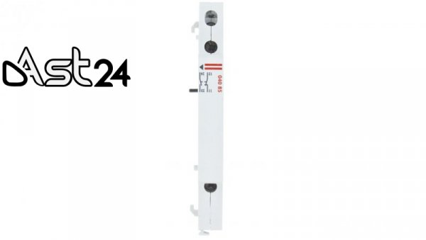 Styk pomocniczy 1Z 1R montaż boczny PS 385 004085/412431