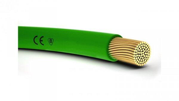 Przewód instalacyjny H05V-K 0,75 zielony 4510122 /100m/