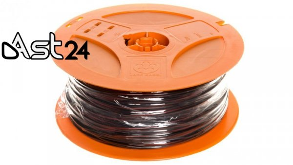 Przewód instalacyjny X07V-K 1,5 czarny/czerwony 4522211S /150m/