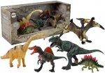 Zestaw figurek Dinozaury 5 sztuk