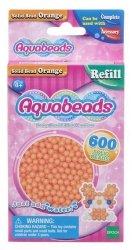 EPOCH  Aquabeads Pomarańczowe lite koraliki