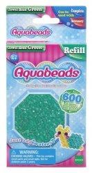 EPOCH  Aquabeads Zielone koraliki-klejnociki