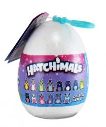 Wish Factory Hatchimals - Pluszowy brelok w jajku 10 cm Ast.
