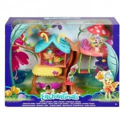 Enchantimals Motylkowy domek Kwitnący Ogród Zestaw