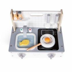 Drewniana mini kuchnia ECOTOYS